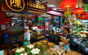 Khu ẩm thực đường phố đa dạng nhất Bangkok