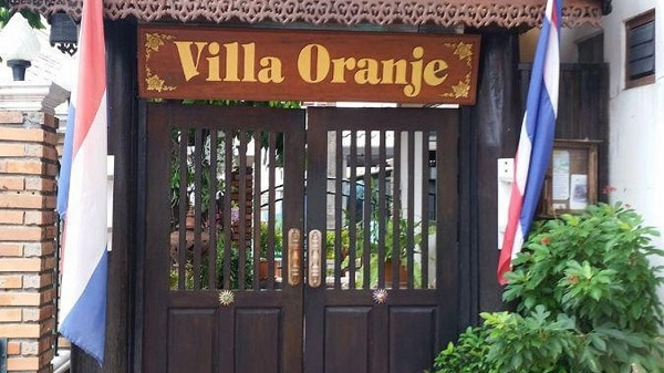 Kinh nghiệm du lịch Chiang Mai. Nhà nghỉ giá rẻ ở đâu tại Chiang Mai? Villa Oranje