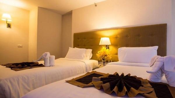 Kinh nghiệm du lịch Chiang Mai tự túc. Khách sạn 4 sao Furama Chiang Mai