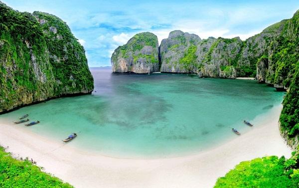 Kinh nghiệm du lịch Koh Phi Phi, đi đâu đẹp nhất?
