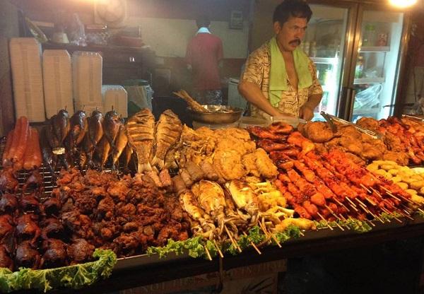 Kinh nghiệm du lịch Koh Phi Phi, đi Koh Phi Phi nên ăn gì?