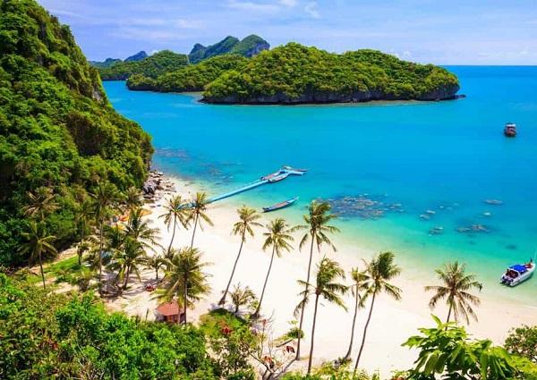Kinh nghiệm du lịch Koh Samui. Các địa điểm du lịch đẹp trên đảo Koh Samui