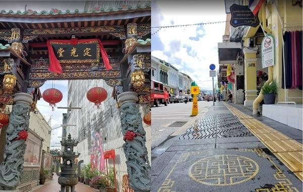 Kinh nghiệm du lịch Phuket: Địa điểm du lịch nổi tiếng ở Phuket. Phố cổ Phuket Old Town