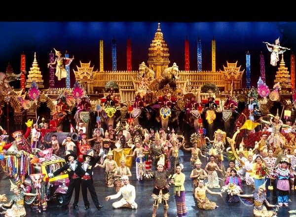 Kinh nghiệm du lịch Phuket tự túc, show diễn Phuket Fantasea. Du lịch Phuket chơi gì vui?