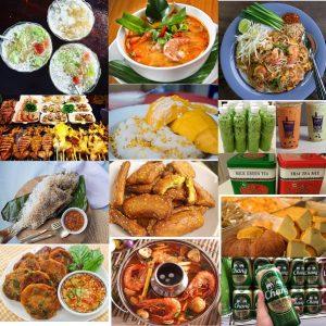 Món ăn ngon ở Thái Lan hấp dẫn nhất: Du lịch Thái Lan ăn gì? Tổng hợp món ăn đặc sản Thái Lan