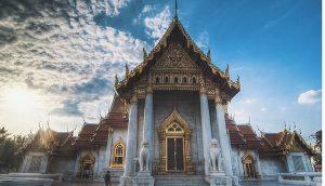 Ngôi chùa tại Bangkok Thái Lan: Cách đi chùa ở Bangkok. Chùa Wat Benchamabophit Dusitvanaram