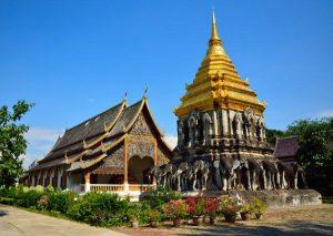 Những ngôi chùa ở Chiang Mai: Chiang Man, ngôi chùa nổi tiếng nhất
