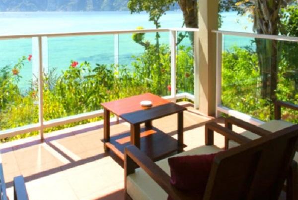 Nhà nghỉ khách sạn view đẹp ở Koh Phi Phi
