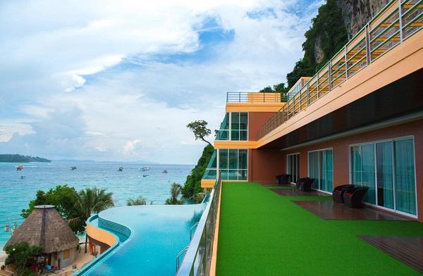 Nhà nghỉ, khách sạn nào đẹp nhất ở Koh Phi Phi