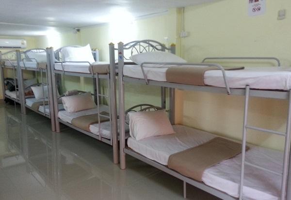 Paradise Dorm Room là nhà nghỉ, khách sạn giá rẻ nhất ở Koh Phi Phi