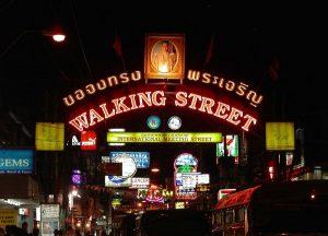 Phố đi bộ Pattaya, con phố đi bộ nổi tiếng nhất Thái Lan