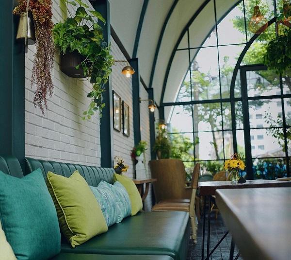 Địa chỉ cafe của giới trẻ ở Bangkok