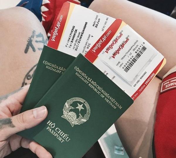Hướng dẫn cách điền tờ khai nhập cảnh Thái Lan 2019 chi tiết. Thủ tục nhập cảnh vào Thái Lan. Thủ tục nhập cảnh vào Thái Lan. Vé máy bay đi Thái Lan