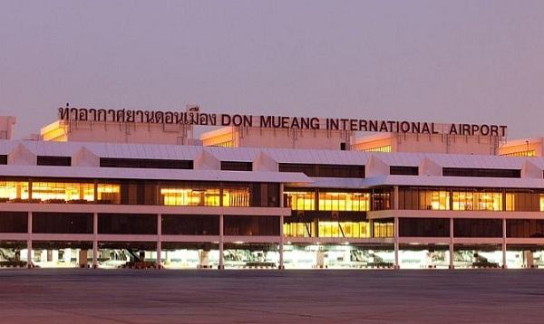 Cách di chuyển từ sân bay Don Muang Bangkok