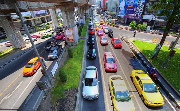 Các loại phương tiện đi từ sân bay Don Muang về trung tâm Bangkok