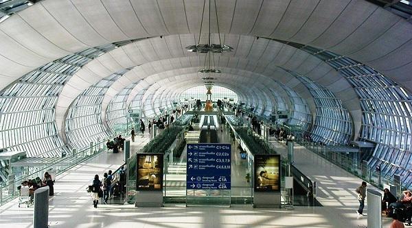 Cách di chuyển từ sân bay Suvarnabhumi về Bangkok