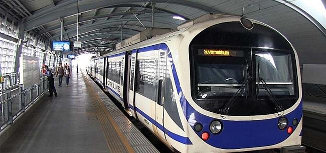 Có những loại phương tiện nào đi từ sân bay Suvarnabhumi về Bangkok?