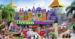 Kinh nghiệm đi Dream World Bangkok