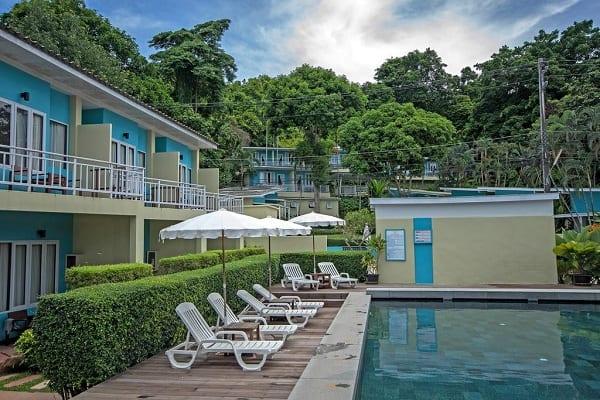 Nên ở đâu khi du lịch đảo Koh Samet/ Khách sạn, nhà nghỉ rẻ đẹp trên đảo Koh Samet
