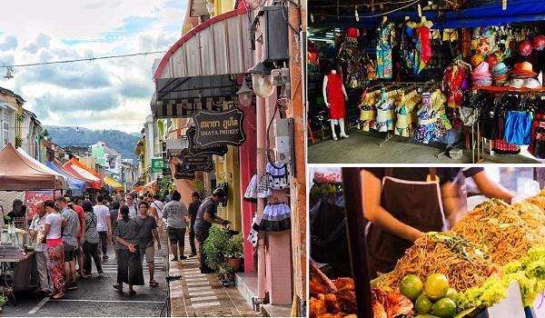 Gợi ý địa điểm mua sắm lớn ở Phuket. Cẩm nang mua sắm ở Phuket