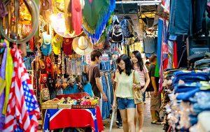 Mẹo mua sắm mùa giảm giá ở Bangkok