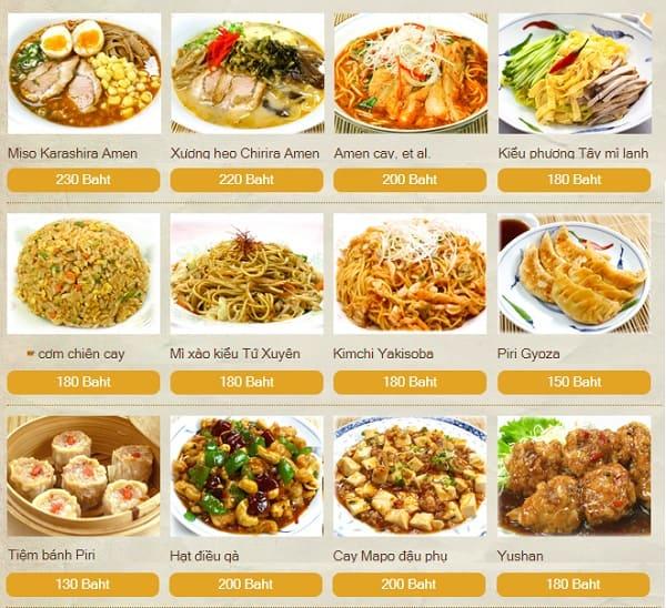 Địa chỉ ăn khuya ở Bangkok: Ramen Tai