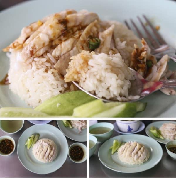 Go-Ang Kaomunkai, địa chỉ ăn khuya ở Bangkok ngon, giá rẻ