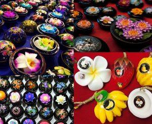 Du lịch Bangkok nên mua gì? Mua xà bông tự làm ở Bangkok