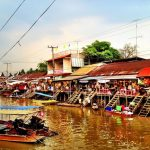 Chợ nổi Amphawa, khu chợ nổi nổi tiếng ở Thái Lan