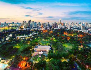 Công viên Lumpini, lá phổi xanh của thành phố Bangkok