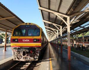 Hướng dẫn cách đặt vé tàu hỏa từ Bangkok đi Chiang Mai và ngược lại