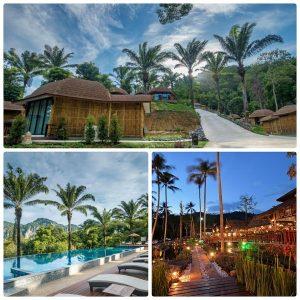 Khách sạn Aonang Fiore resort được đánh giá là khách sạn ở Ao Nang giá rẻ, tiện nghi nhất