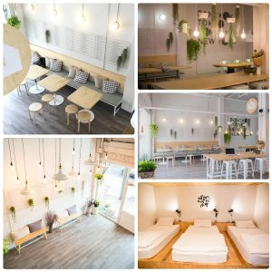 Homestay đẹp ở Bangkok - Movy lodge một trong những homestay đẹp nhất Bangkok