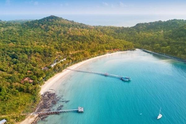 Các hòn đảo đẹp ở Thái Lan là đảo nào? Koh Kood là hòn đảo đẹp ở Thái Lan
