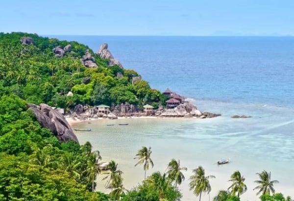 Koh Phangan, hòn đảo đẹp nổi tiếng ở Thái Lan đứng top đầu