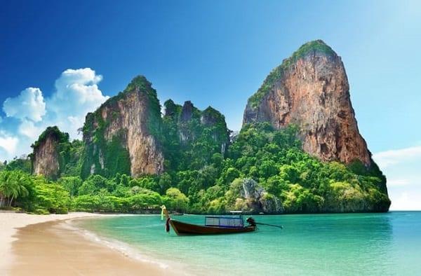 Hòn đảo đẹp ở Thái Lan Ko Phithak