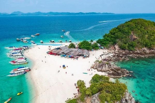Hòn đảo đẹp ở Thái Lan không thể không nhắc tới đảo Koh Khai