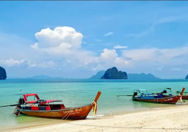 Koh Lanta, hòn đảo đẹp và yên tĩnh của Thái Lan