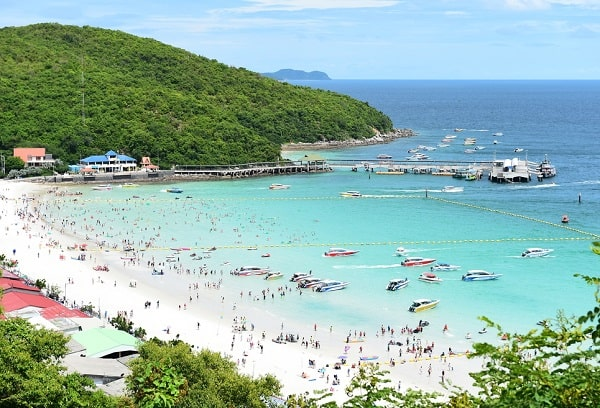 Koh Larn, hòn đảo đẹp ở Pattaya, Thái Lan