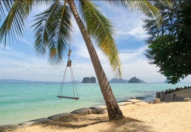 Thái Lan có hòn đảo nào đẹp? đảo Koh Ngai là hòn đảo bạn nên ghé thăm