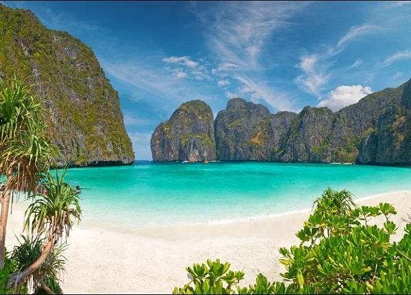 Koh Phi Phi Don, hòn đảo đẹp nhất Koh Phi Phi, Thái Lan