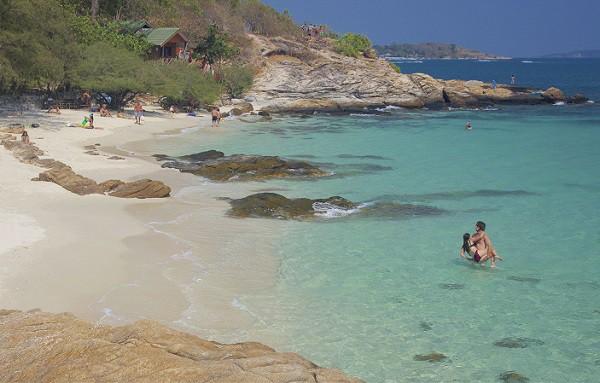 Koh Samet, hòn đảo đẹp và nổi tiếng nhất ở Thái Lan