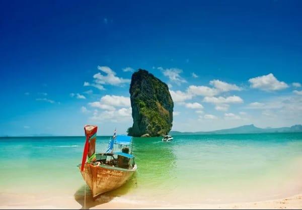 Một trong những hòn đảo đẹp ở Thái Lan, Koh sirey - hòn đảo ở Phuket