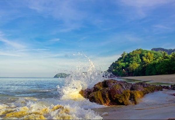 Ở Krabi Thái Lan có hòn đảo nào đẹp? Đảo Koh Jum