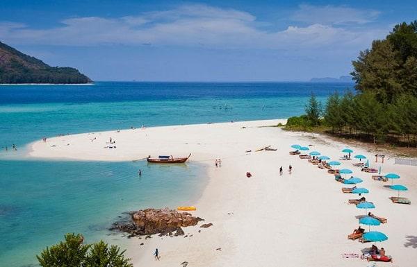 Những hòn đảo đẹp ở Thái Lan phải kể đến đảo Koh Lipe