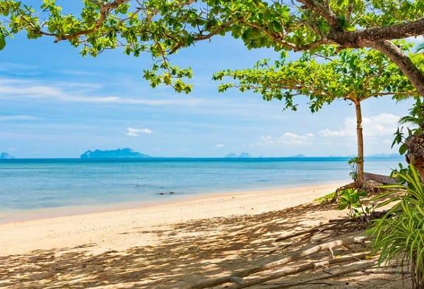 Koh Lipong, một hòn đảo đẹp ở tỉnh Trang, Thái Lan