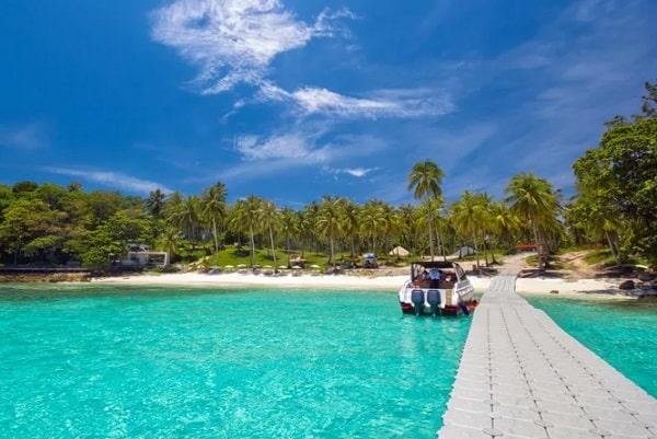 Koh Racha Yai, hòn đảo đẹp ở Thái Lan thuộc Phuket