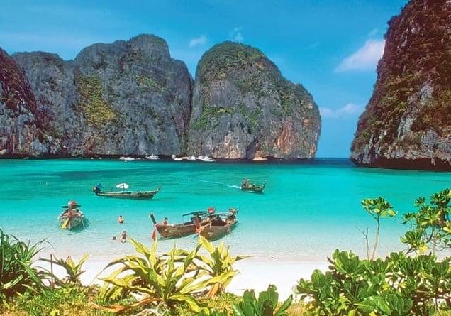 Hòn đảo đẹp ở Thái Lan lớn nhất, nổi tiếng nhất: đảo Phuket