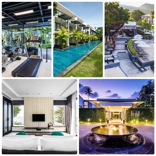 The Chill Resort & Spa Koh Chang là một trong những resort ở Koh Chang gần bãi biển Kai Bae nhất