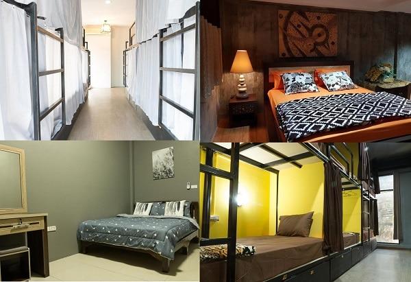 Du lịch Chiang Mai nên ở đâu, khách sạn nào đẹp, giá rẻ? Khách sạn đẹp, giá rẻ ở Chiang Mai vị trí gần phố cổ Iris Hotel